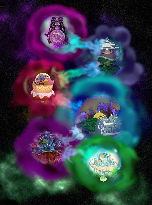 Ataxia Universe